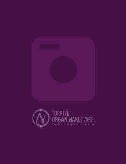 Organ Bağışı Haftası Etkinlikleri