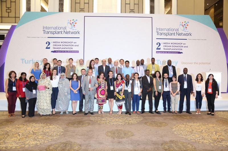 2nd Media Workshop on Organ Donation and Transplantation