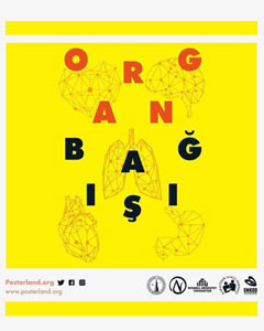 2. Uluslararası Organ Bağışı Poster Yarışması Ödül Töreni