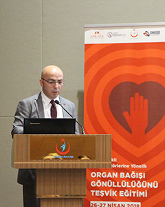 Incentive Training on Voluntariness for Organ Transplant Coordinators