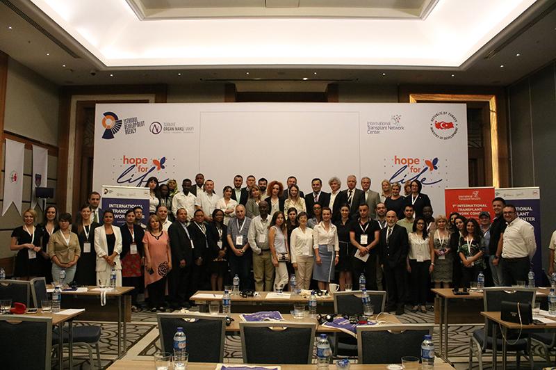 Organ Bağışı ve Organ Nakli Medya Çalıştayı 2018 – 20-22 Haziran 2018