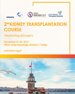 21 – 23 Kasım ITN 2nd Kidney Transplantation Course