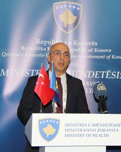 13-16 Ekim Kosova Çalışma Ziyareti