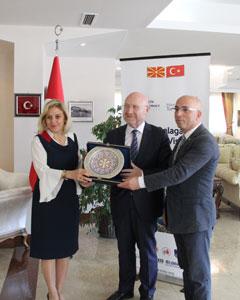 23 – 26 Ekim Makedonya Çalışma Ziyareti