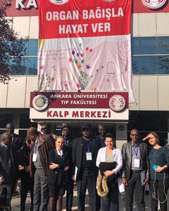 18 – 20 Kasım Senegal Heyeti Ziyareti