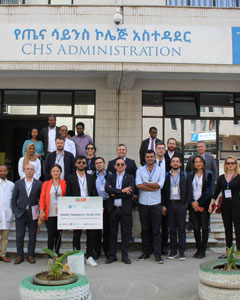 11 – 14 Kasım Etiyopya Çalışma Ziyareti